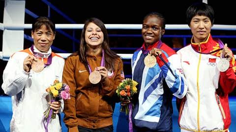 Boxing – women's flyweight