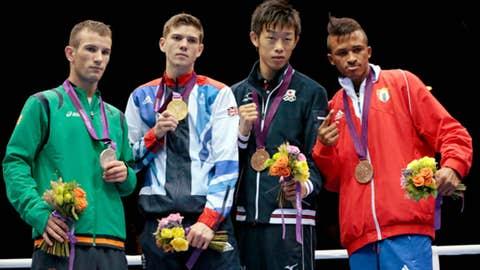 Boxing – men's bantamweight