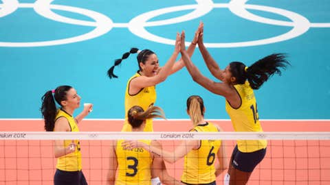 Volleyball – women's