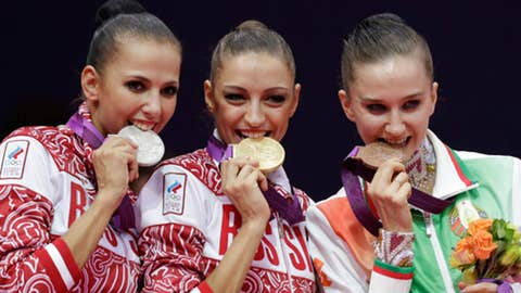 Rhythmic gymnastics – individual all-around