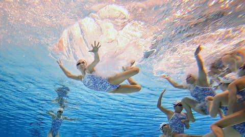 Synch or swim