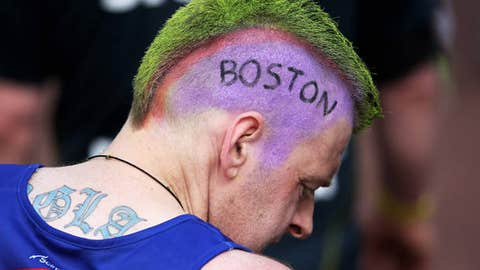 Image: London Marathon tributes (Chris Jackson, Getty Images)