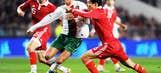 10 best World Cup midfielders
