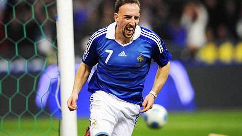Franck Ribery, France
