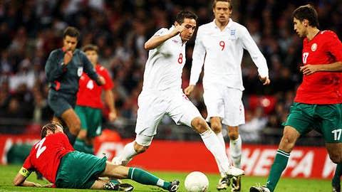 Frank Lampard, England