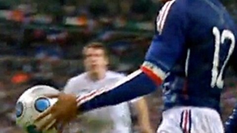 FRANCE: Thierry Henry -- IN