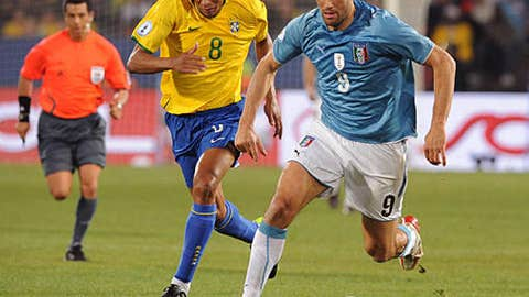 ITALY: Luca Toni -- OUT