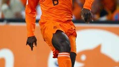 HOLLAND: Clarence Seedorf -- OUT