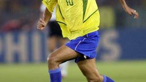Rivaldo joins Bolton in 2004 instead of Olimpiacos