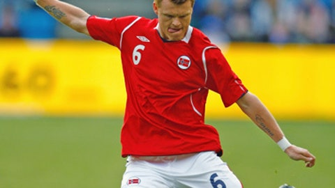 John Arne Riise, Norway