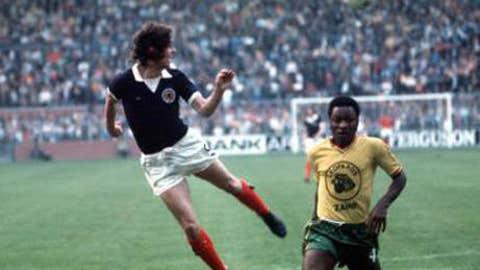 Zaire, 1974