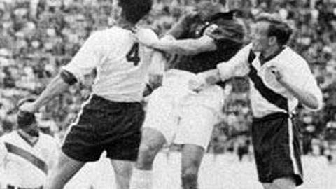 U.S. over England, 1950