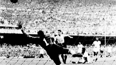 Uruguay over Brazil, 1950
