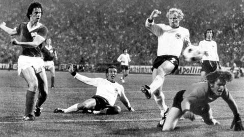 East Germany over West Germany, 1974