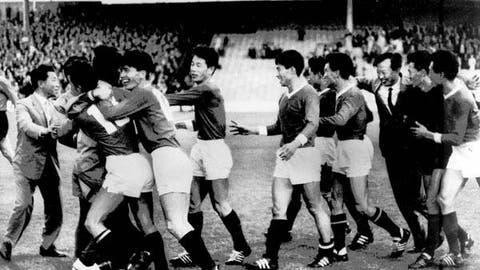 North Korea over Italy, 1966