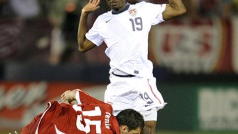 Maurice Edu - Midfielder
