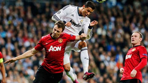 Real Madrid vs. Manchester United