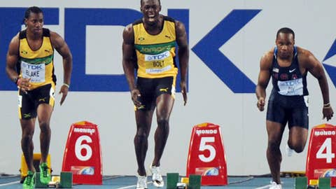 THE BET: Will Usain Bolt false start on the men's 100-meter final?