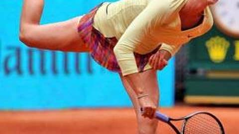 Don't even think about it ... Maria Sharapova