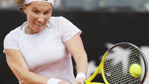 Don't expect much ... Svetlana Kuznetsova