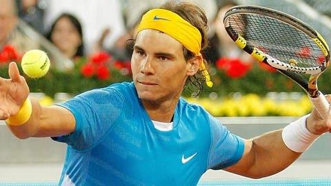 Rafael Nadal (Andres Kudacki/AP)