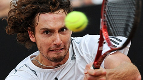 Don't forget about ... Ernests Gulbis