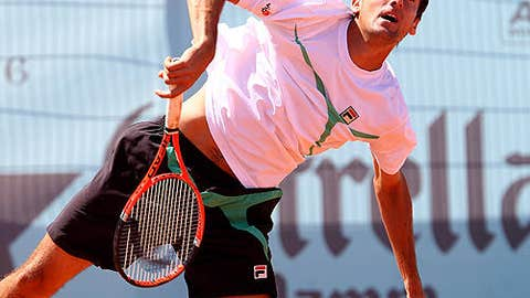 Don't expect much ... Marin Cilic