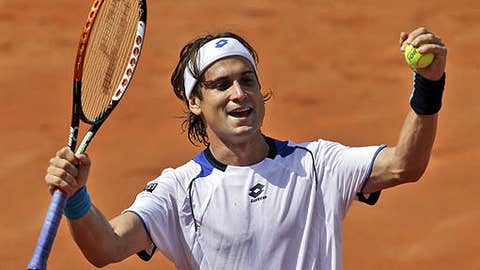 Don't forget about ... David Ferrer