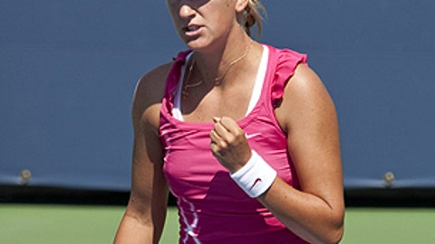 Victory for Vika