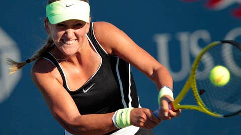 Day 1: Victory for Vika