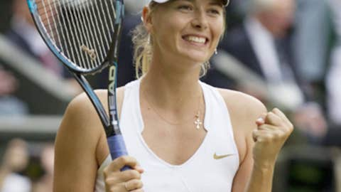 Is Sharapova the one to beat?