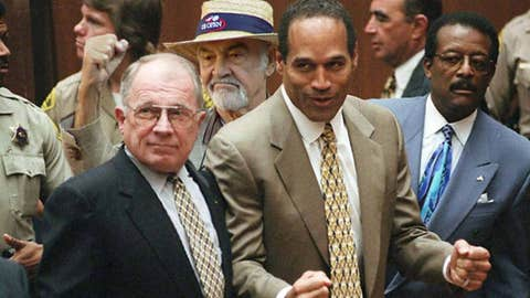 O.J. not guilty