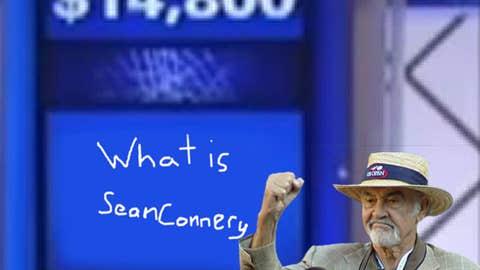 Wins 'Celebrity Jeopardy'