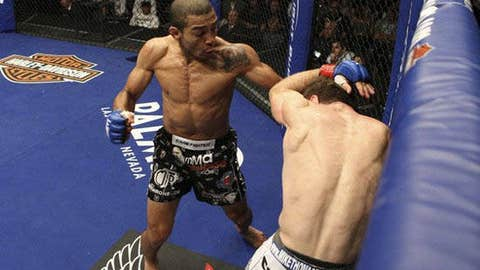 Jose Aldo, UFC featherweight champion (21-1, 3-0 UFC)