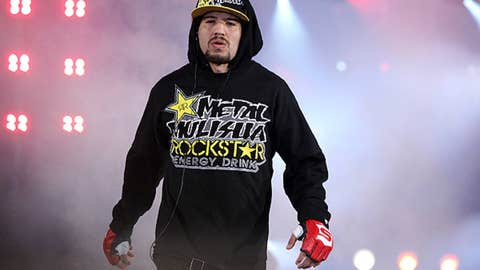 Gilbert Melendez, Strikeforce lightweight champion (21-2, 11-1 Strikeforce)