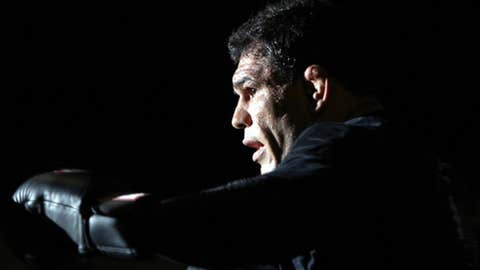 """Antonio Rodrigo """"Minotauro"""" Nogueira"""