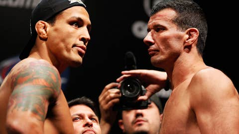 Vinny Magalhaes and Anthony Perosh