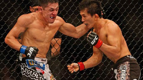 Takeya Mizugaki vs. Erik Perez