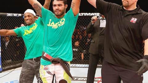 Rafael Natal gets the UD win.