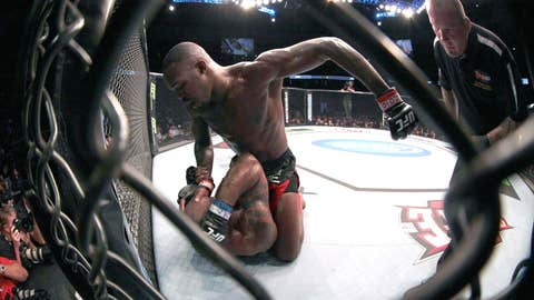 Rampage looked helpless at UFC 135