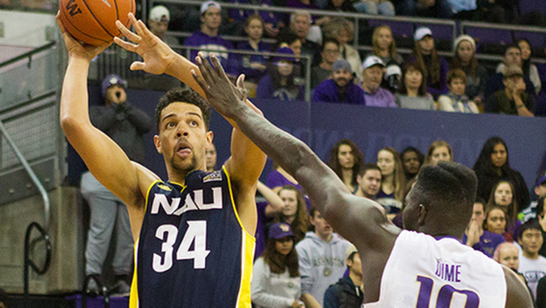 Martin, Kaluna lead Lumberjacks past Northern Colorado