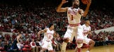 Hoosiers beat Liberty 87-48 in second game of Indiana Classic