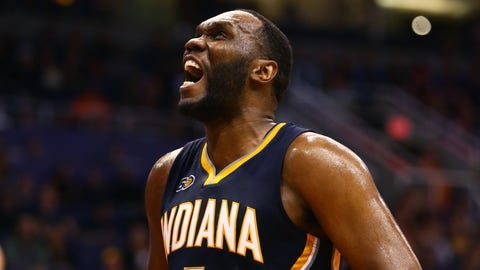 Indiana Pacers: Al Jefferson