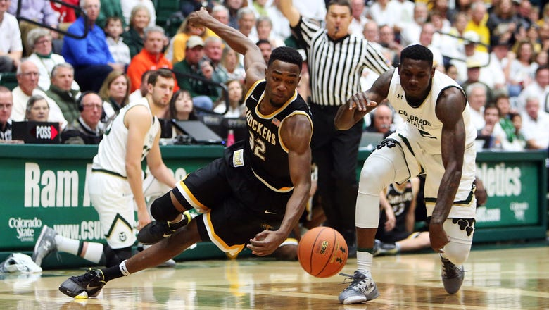 Wichita State thrives in second half, defeats Colorado State 82-67