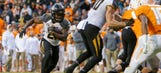 Mizzou gains 740 yards, but can't contain Tennessee in 63-37 loss