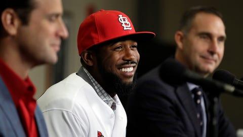 Cardinals sign Dexter Fowler