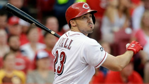 Duvall still mashing