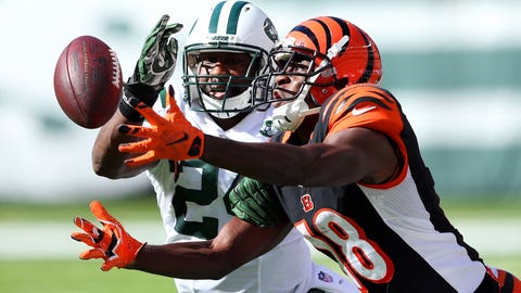Darrelle Revis states the obvious after being torched by the Bengals