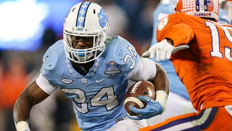 ACC Coastal No. 2: North Carolina (10-2, 6-2 ACC)