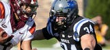 College Countdown: Duke's Ben Humphreys on his linebacking influences, animated movies